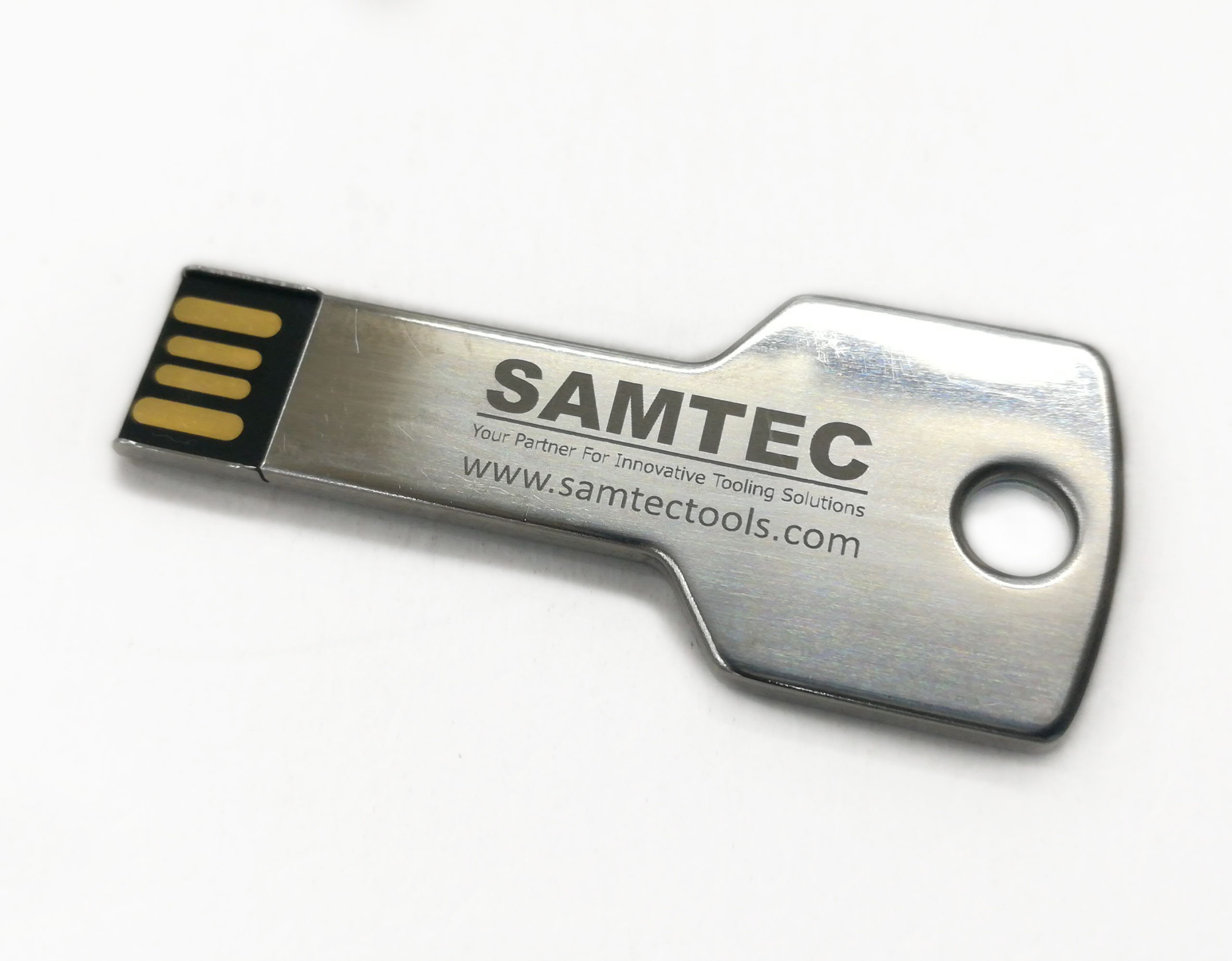 Customized Engraving on Pendrive