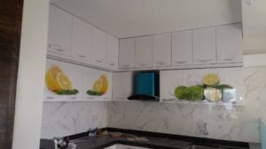 Panse Lasers - Glassnovas Kitchen Splashback